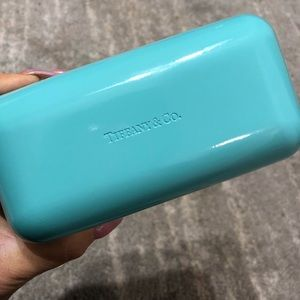Tiffany & CO sunglasses case - never used